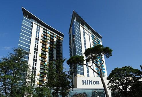 Hilton-Hotel